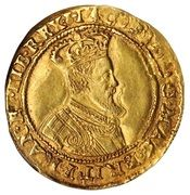 1 Double Crown - James VI (10th Coinage) – obverse