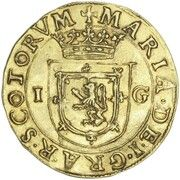 44 Shillings - Mary I (1st Period, 1st Issue) – obverse