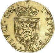 3 Pound Piece - Mary I (1st Period) – reverse