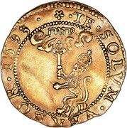 1 Hat Piece - James VI  (6th Coinage) – reverse