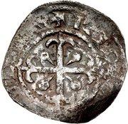 1 Penny - David I (Period C) – reverse