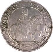 60 Shillings - James VI (10th Coinage) – obverse