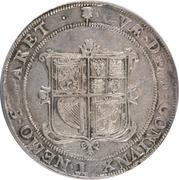 60 Shillings - James VI (10th Coinage) – reverse