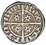 1 Penny - Alexander III (2nd Coinage, Class A) – reverse