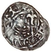1 Penny - David I (Period C) – obverse