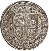 30 Shillings - Charles I (3rd Coinage, 2nd Issue) – reverse