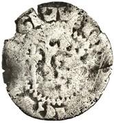 ½ Penny - John Balliol (2nd Coinage) – obverse