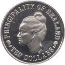 10 Dollars - Roy I (Princess Joan I) – obverse