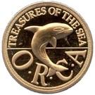 25 Cents - Roy I (Orca) – reverse