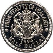 ½ Dollar - Roy I (Orca) – obverse
