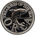 ½ Dollar - Roy I (Orca) – reverse