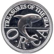 1 Dollar - Roy I (Orca) – reverse