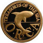 2½ Dollars - Roy I (Orca) – reverse