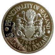 2½ Dollars - Roy I (Orca) – obverse