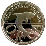 2 ½ Dollars (Orca) – reverse