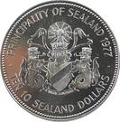 10 Dollars - Princess Joan I (Jubilee) – obverse