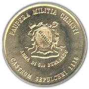 10 Centesimi - Giorgio I – obverse