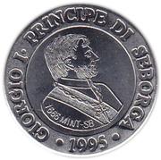 15 Centesimi - Giorgio I – obverse