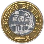 ½ Luigino - Giorgio I – reverse