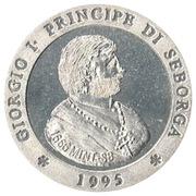 7½ Luigini - Giorgio I – obverse