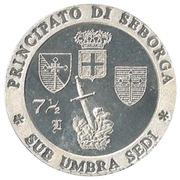 7½ Luigini - Giorgio I – reverse