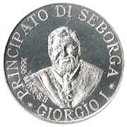 2 Luigini - Giorgio I (Independence) – obverse