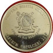 10 Centesimi - Giorgio I -  reverse