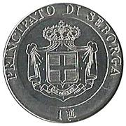 1 Luigino - Marcello I – reverse