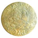 Double Tournois - Frédéric-Maurice (14th type) – obverse