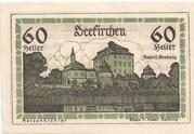 60 Heller (Seekirchen) – reverse