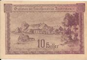 10 Heller (Seekirchen) – obverse