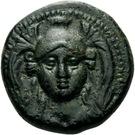 Bronze Æ14 - Antiochos I Soter (Smyrna or Sardes) – obverse