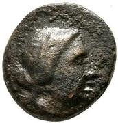 Bronze Æ15 - Antiochos III Megas -  obverse