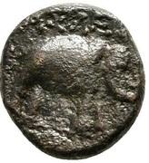Bronze Æ15 - Antiochos III Megas -  reverse