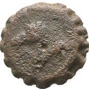 Bronze Æ17 - Demetrios I (Antioch) – obverse