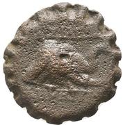 Bronze Æ17 - Demetrios I (Antioch) – reverse