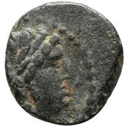Bronze Æ10 - Antiochos III – obverse