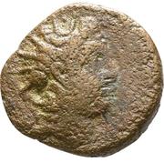 Bronze Æ16 - Antiochos VI – obverse