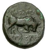Chalkon - Seleucus I Nicator – reverse