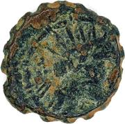 Dichalkon - Antiochus IV Epiphanes (Ake) – obverse