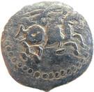 Fals - Qilij Arslan II (Horseman type - Seljuq sultans of Rum - Anatolia) – obverse