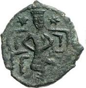 Fals - Kayka 'us II (1st type  - Seljuq sultans of Rum - Anatolia) – obverse