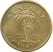 50 Centimes (Ziguinchor) – obverse