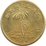 1 Franc (Ziguinchor) – obverse