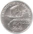 50 Francs (Eurafrique Program) – obverse