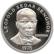 150 Francs (Eurafrique Program) – reverse
