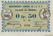 0.50 Francs – obverse