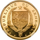 100 Francs (Independence) – obverse