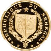50 Francs (Independence) – obverse