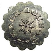 20 Centimes (Keur Boubar) – obverse
